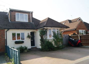 Thumbnail 3 bed semi-detached bungalow for sale in Kings Avenue, Tongham, Surrey