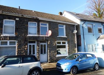 Thumbnail 3 bedroom terraced house for sale in Highland Place, Ogmore Vale, Bridgend, Bridgend County.