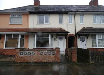 Thumbnail 2 bed terraced house to rent in Park Road, Wigston