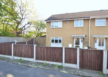 Thumbnail 3 bed terraced house for sale in Downing Gardens, Bulwell, Nottingham