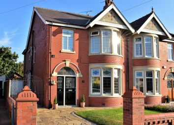 Thumbnail 4 bed semi-detached house for sale in Warbreck Hill Road, Blackpool