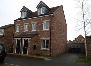 Thumbnail 3 bed semi-detached house to rent in Low Rocha Grove, Millhouse Green, Sheffield