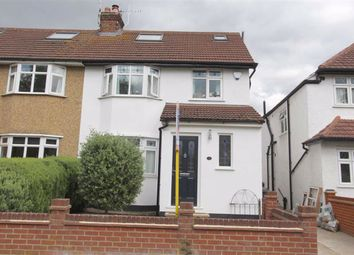 Sewardstone Road, North Chingford, London E4. 4 bed semi-detached house