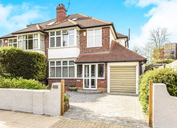 Thumbnail 5 bed semi-detached house for sale in Cavendish Road, London