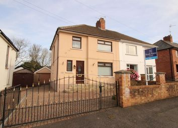 Thumbnail 3 bedroom semi-detached house for sale in Sicily Park, Belfast