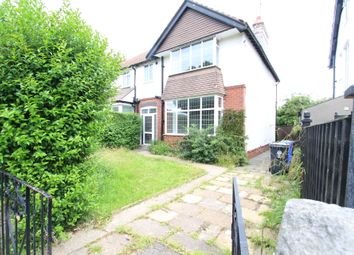 Thumbnail 3 bed semi-detached house to rent in Rushley Road, Dore, Sheffield