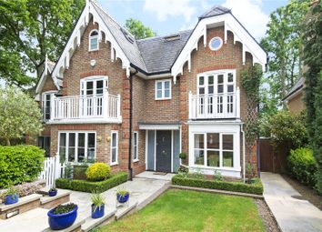 Thumbnail 6 bed detached house to rent in Devey Close, Kingston Upon Thames