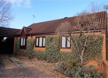 Thumbnail 2 bed detached bungalow for sale in Hunsbury Green, Northampton