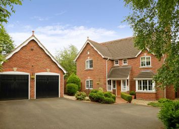 Thumbnail 4 bed detached house for sale in Grangemere, Stirchley Road, Stirchley, Telford