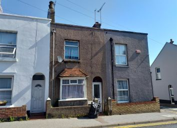Boundary Road, Ramsgate CT11. 2 bed terraced house