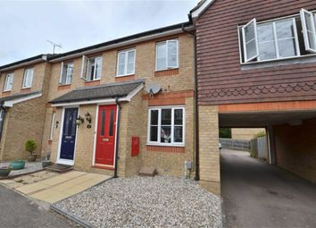 Thumbnail 2 bedroom terraced house for sale in The Chilterns, Stevenage, Herts