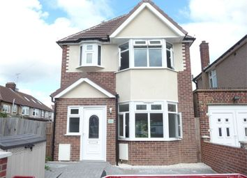Thumbnail 3 bed detached house for sale in Shelley Crescent, Hounslow, Greater London