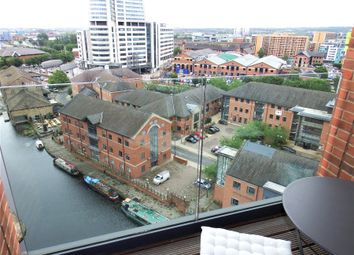 Thumbnail 2 bed flat for sale in Candle House, Wharf Approach, Leeds, West Yorkshire