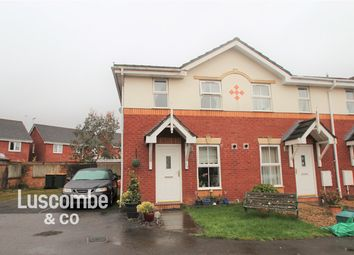 Thumbnail 2 bed end terrace house to rent in Laburnum Close, Afon-Y-Coed, Rogerstone