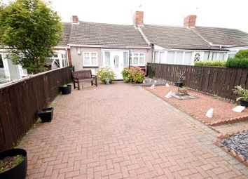Thumbnail 2 bed terraced bungalow for sale in Newcastle Avenue, Horden, Peterlee