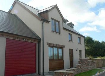 Thumbnail 3 bed detached house to rent in Cartlett, Haverfordwest