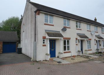 Thumbnail 3 bed end terrace house for sale in Hine Close, Gillingham
