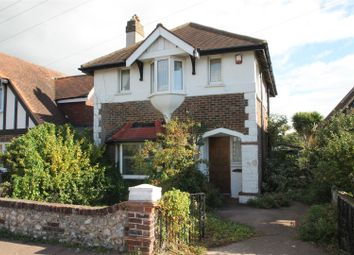 Thumbnail 3 bed property for sale in Haynes Road, Worthing
