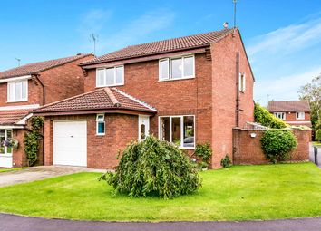 Thumbnail 4 bedroom detached house for sale in Sandmead Close, Morley, Leeds