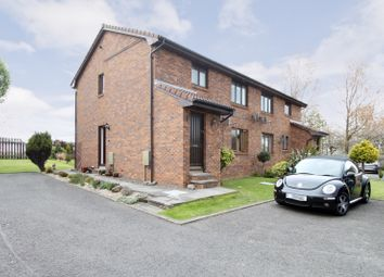 Thumbnail 2 bed flat for sale in Bevan Place, Rosyth, Fife