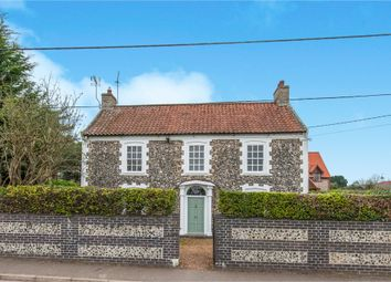 Thumbnail 4 bed detached house for sale in St Leonards Street, Mundford, Thetford