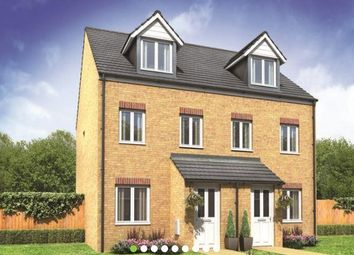 Thumbnail 3 bed semi-detached house for sale in Plot 129 Souter, Hampton Gardens, Peterborough