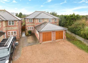 Thumbnail 3 bed semi-detached house for sale in Grove Lane, Chalfont St. Peter, Gerrards Cross