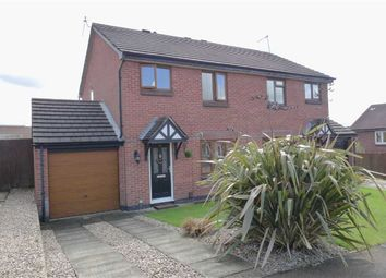 Thumbnail 3 bed semi-detached house for sale in Hayling Close, Shipley View, Derbyshire