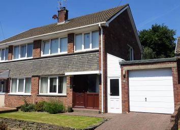 Thumbnail 3 bed semi-detached house for sale in 32 Dylan Road, Wimmerfield, Killay, Swansea
