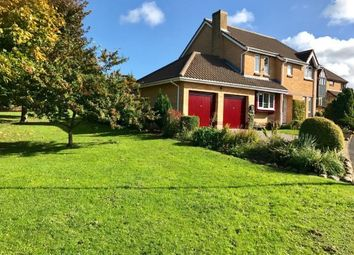 Thumbnail 4 bed detached house for sale in Grenadier Drive, Northallerton
