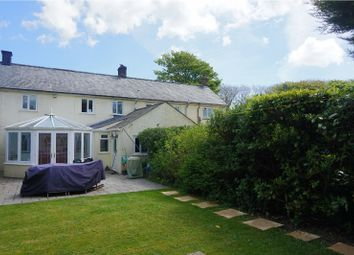 Thumbnail 3 bed semi-detached house for sale in Otterham, Camelford