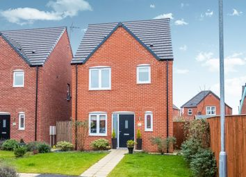 Thumbnail 3 bedroom detached house for sale in Orange Birch Close, Clowne, Chesterfield