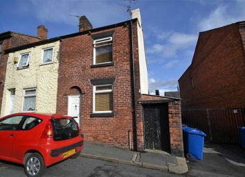 Thumbnail 2 bed end terrace house to rent in Johnson Street South, Tyldesley, Manchester