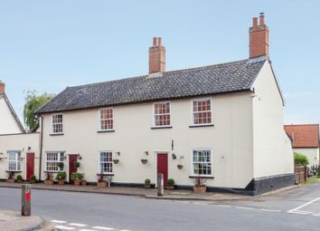 Thumbnail 5 bed detached house for sale in King Street, New Buckenham, Norwich