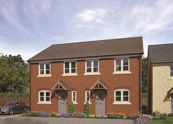 Thumbnail 2 bed semi-detached house for sale in Plot 6, Willowbrook Gardens, Fenny Compton