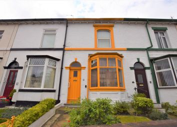 Thumbnail 2 bed terraced house for sale in Upton Road, Prenton
