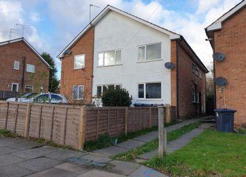 Thumbnail 2 bed maisonette to rent in Turves Green, Longbridge, Northfield, Birmingham