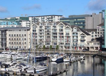 Thumbnail 2 bed flat for sale in Beaufort House, Sutton Harbour, Plymouth