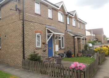 Thumbnail 2 bed maisonette for sale in Hallcroft Chase, Highwoods, Colchester