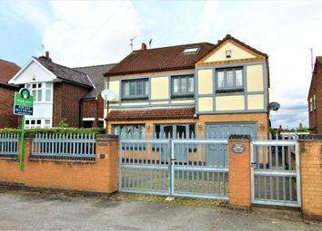 3 bed detached house for sale in Kimberley Road, Nuthall, Nottingham NG16