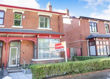 Thumbnail 4 bed semi-detached house for sale in Lea Road, Penn Fields, Wolverhampton