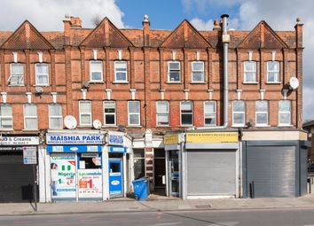 Thumbnail 3 bedroom flat for sale in Manor Park Parade, London