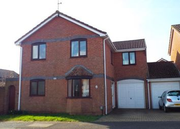 Thumbnail 4 bed detached house for sale in Evans Road, Willesborough, Ashford, Kent