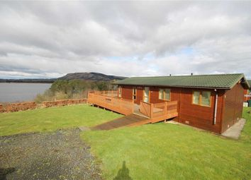 Thumbnail 3 bedroom property for sale in Lodge 3, Loch Leven Lodges, By Kinross, Perth & Kinross