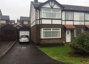Thumbnail 3 bedroom semi-detached house to rent in Windermere Green, Belfast