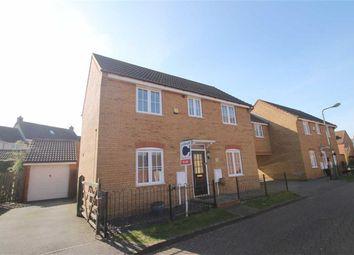 Thumbnail 3 bed detached house to rent in Proctor Rise, Grange Farm, Milton Keynes