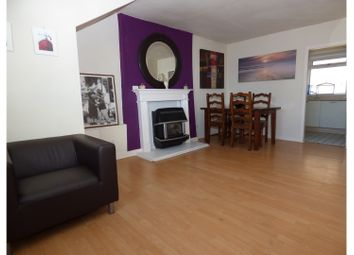 Thumbnail 3 bed flat for sale in James Park, Burntisland
