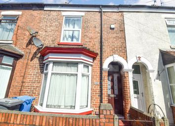 2 bed terraced house for sale in Severn Street, Hull, East Yorkshire HU8