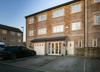 Thumbnail 4 bed town house for sale in Nann Hall Glade, Gomersal, Cleckheaton