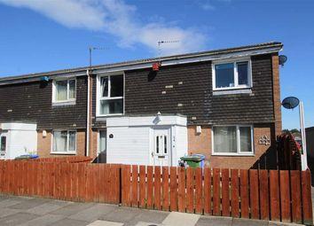 Thumbnail 2 bed flat for sale in Windermere Close, Southfeld Lea, Cramlington